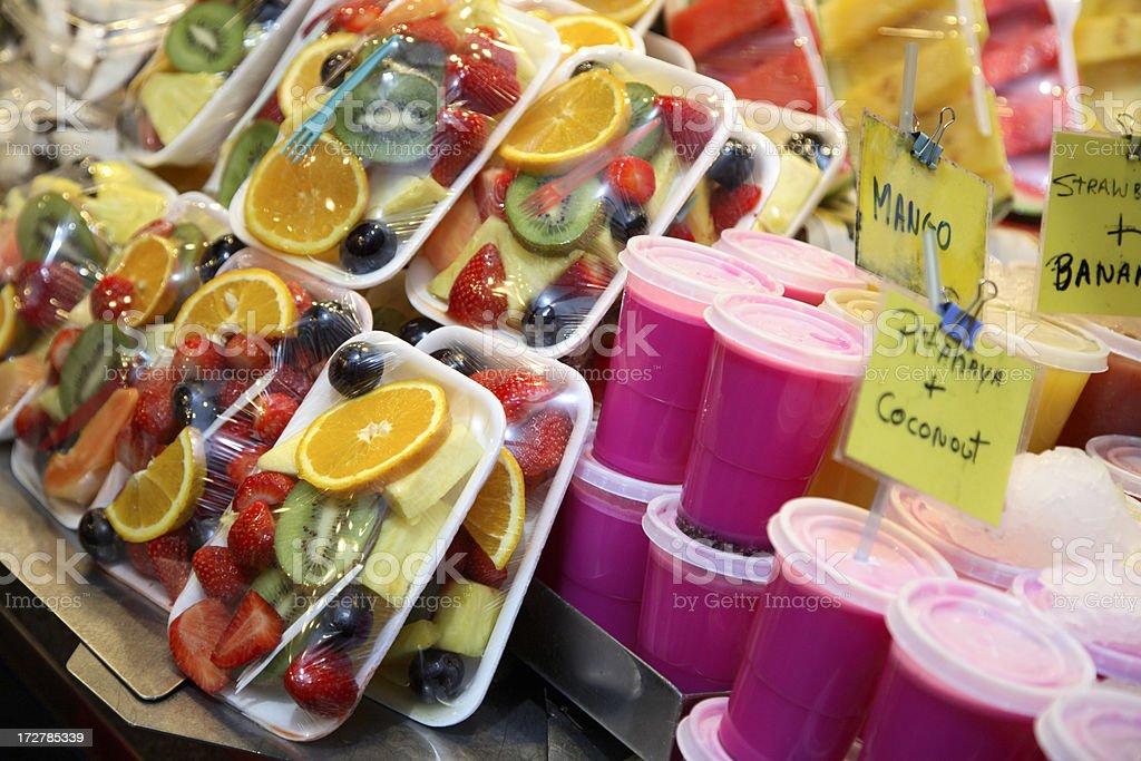 Fruit market. royalty-free stock photo