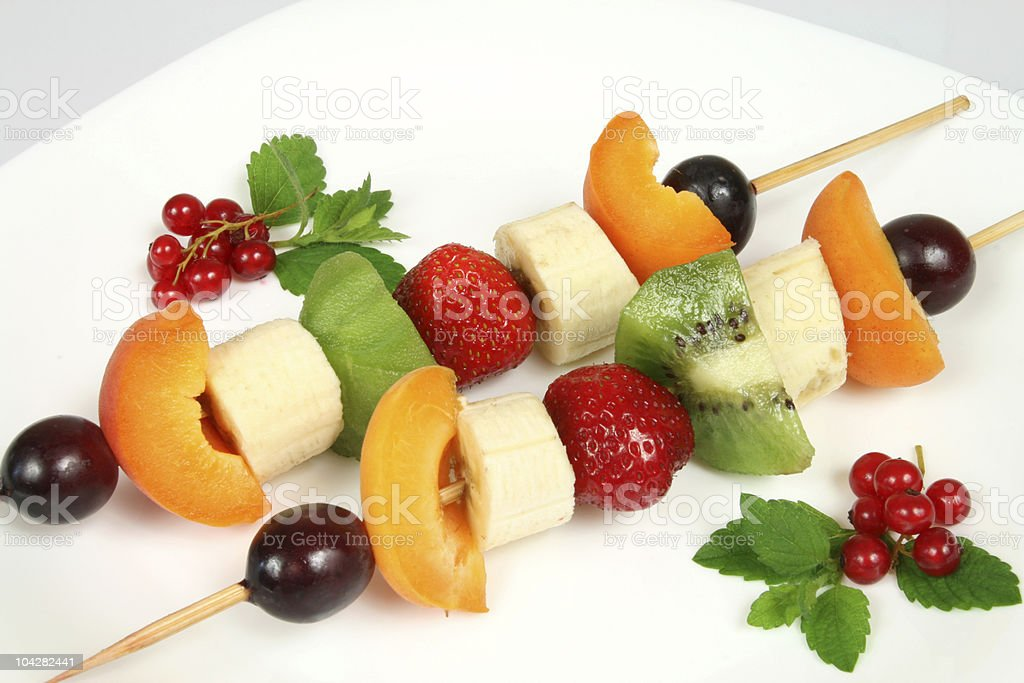 Fruit meal royalty-free stock photo