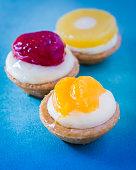 fruit mini tartes