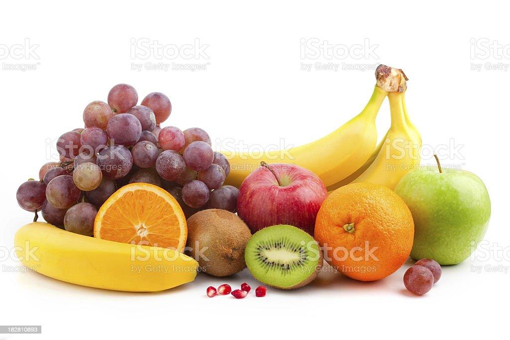 Fruit mix royalty-free stock photo