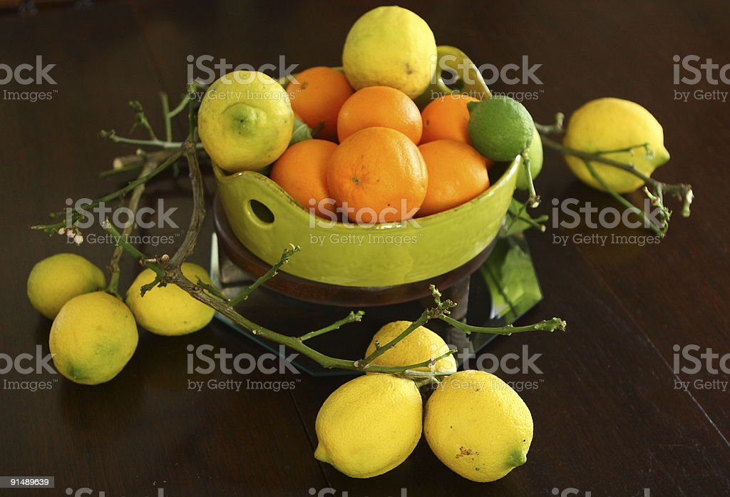Fruit of summer royalty-free stock photo