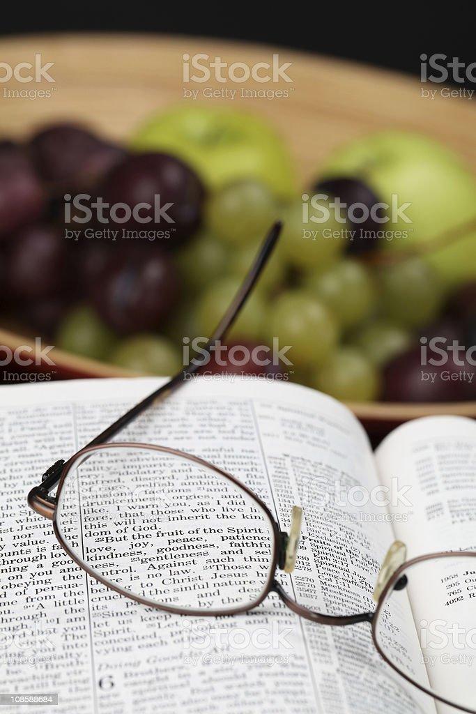 Fruit of the Spirit royalty-free stock photo