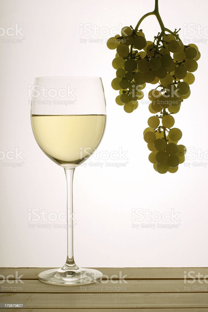 Fruit of the Vine royalty-free stock photo