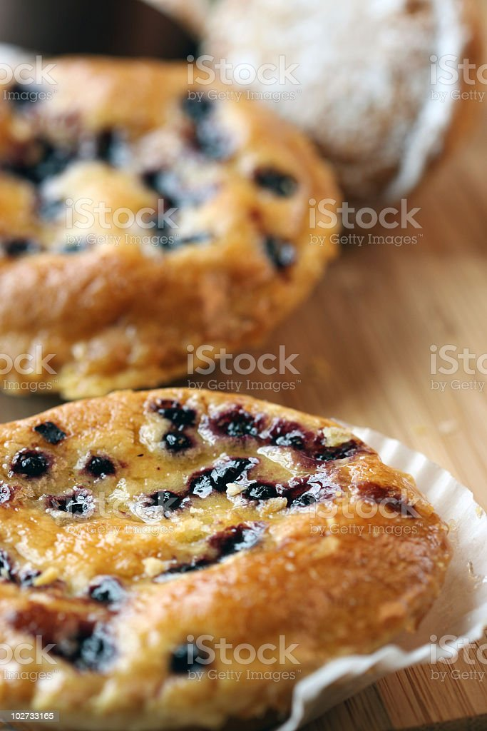 Fruit pastry royalty-free stock photo