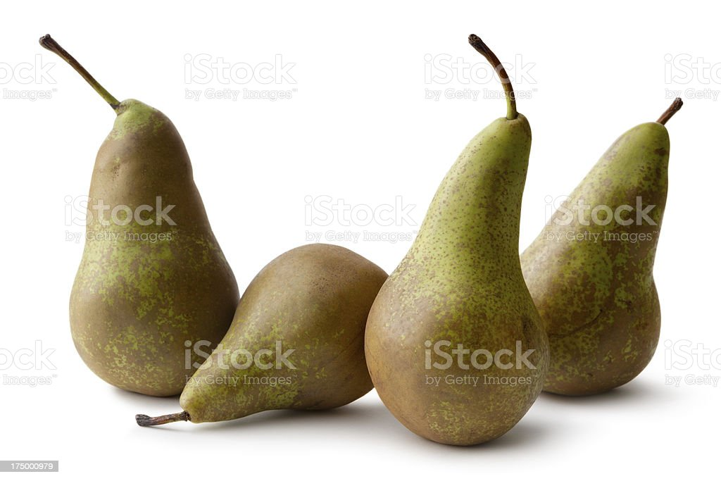 Fruit: Pear royalty-free stock photo