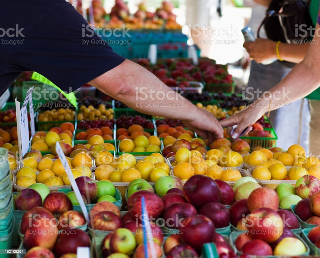 Fruit. royalty-free stock photo