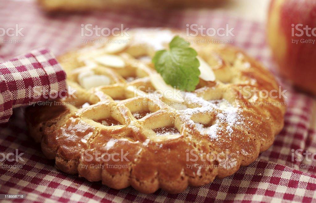 Фруктовый пирог Стоковые фото Стоковая фотография