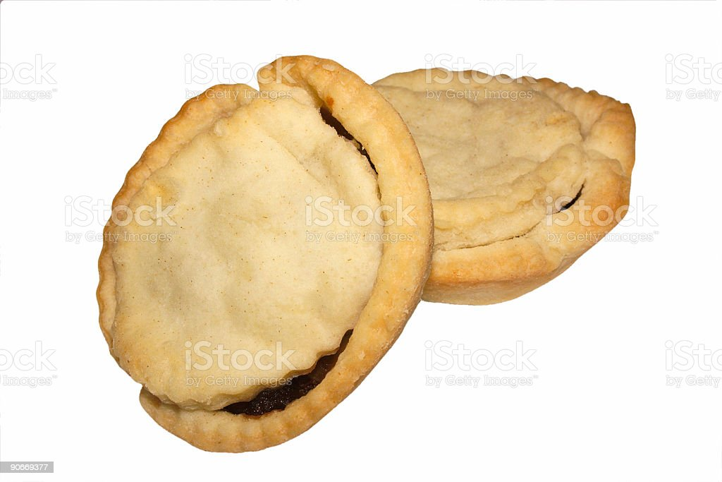 fruit pies stock photo