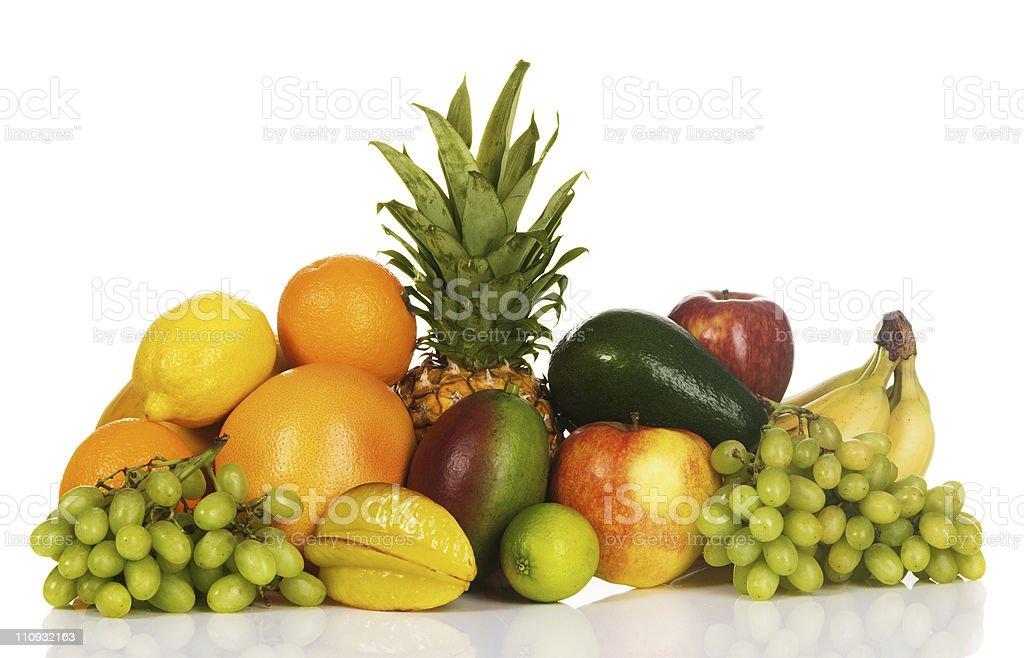Fruit plenty royalty-free stock photo