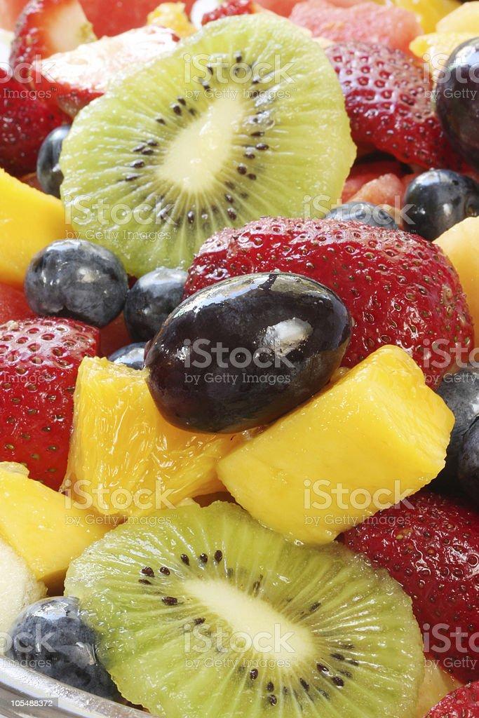 Fruit Salad royalty-free stock photo