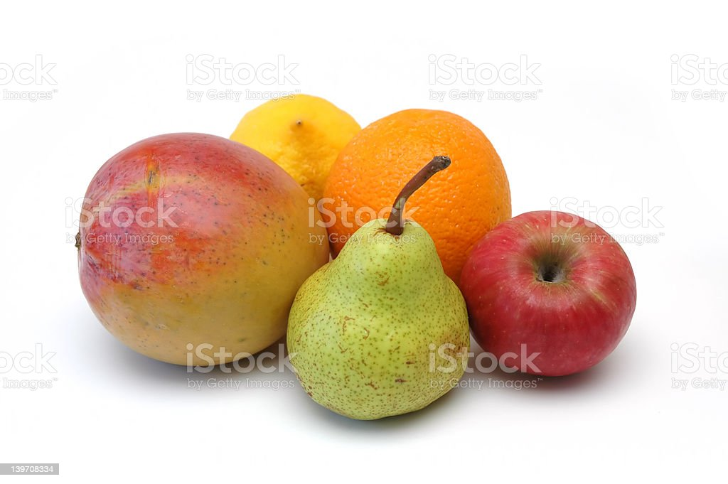 Fruit Series 4 royalty-free stock photo