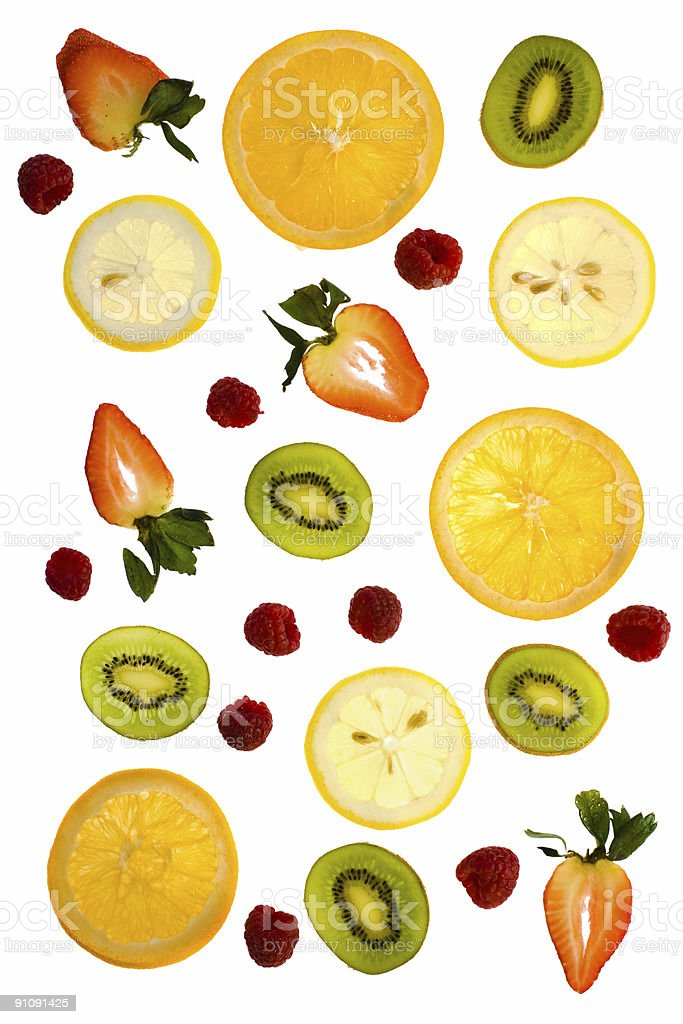 Fruit Series royalty-free stock photo