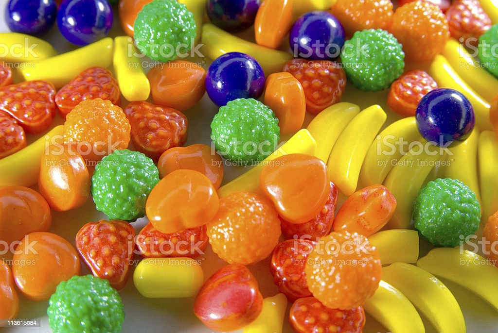 fruit sweets royalty-free stock photo