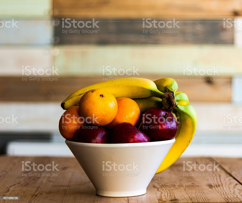 Fruit vol stock photo