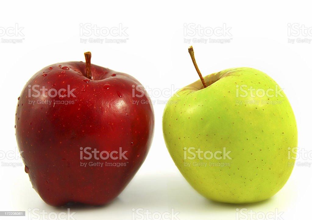 Fruit whisper royalty-free stock photo