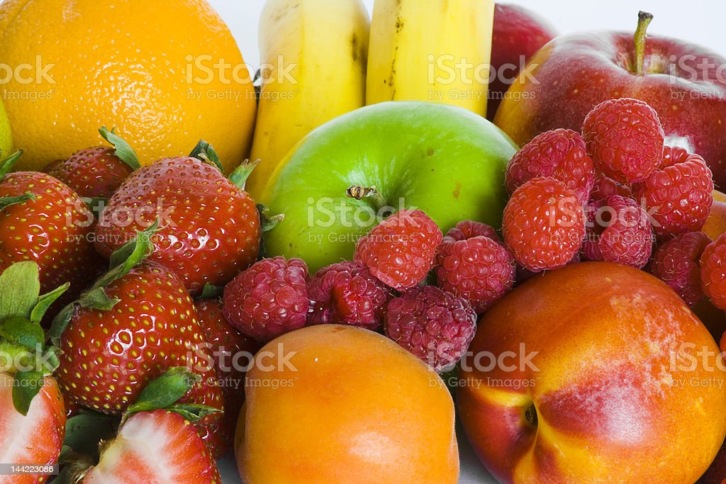 Fruits 2 royalty-free stock photo