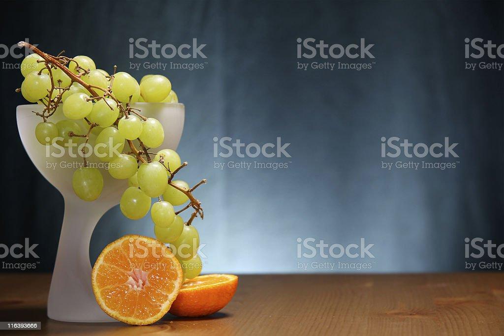 Frutas de visualização foto de stock royalty-free