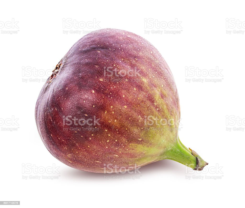 Fruits figs on white stock photo