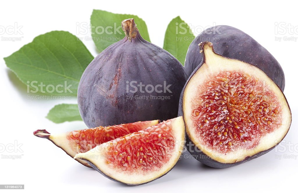 Fruits figs stock photo