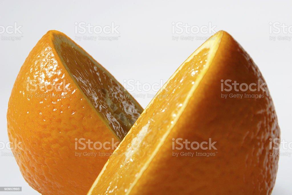Fruits, Orange royalty-free stock photo