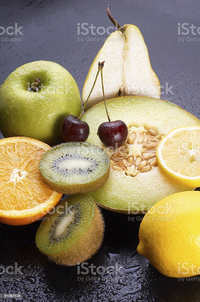 fruits royalty-free stock photo