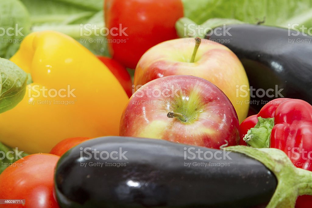 fruits,and,vegetables stock photo