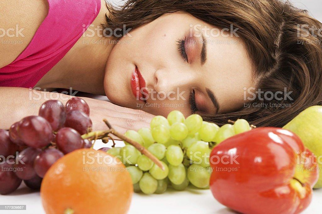 Fruity dream royalty-free stock photo