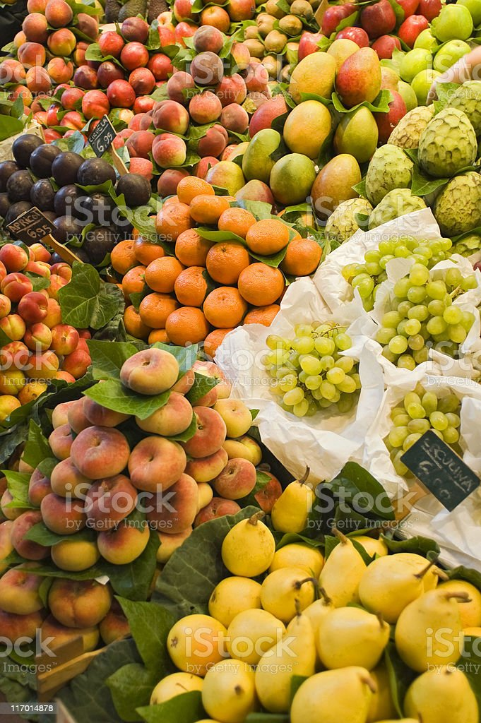 Fruity. royalty-free stock photo