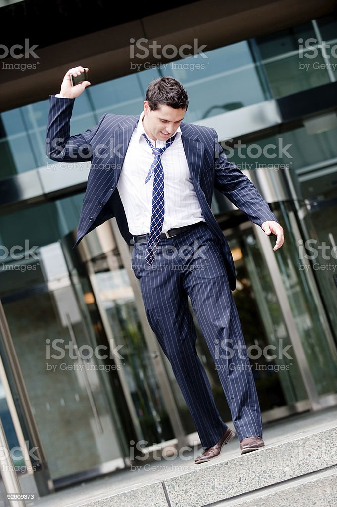 Frustrated stock photo