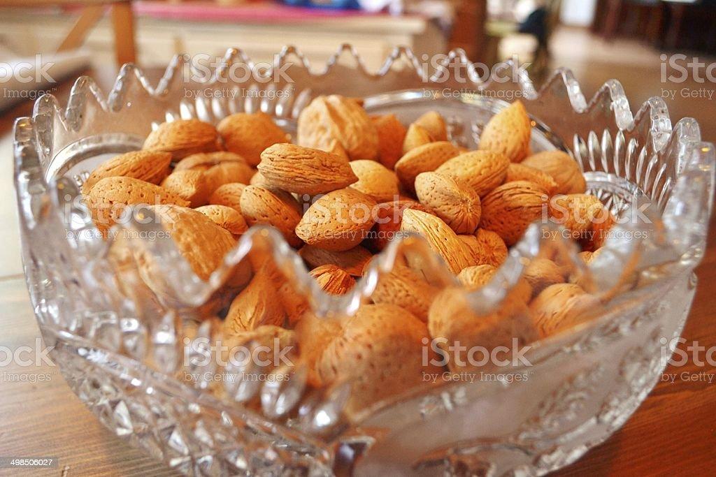 frutta secca stock photo