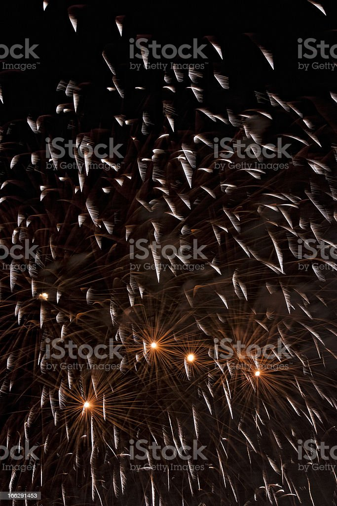 Fuego artificial royalty-free stock photo