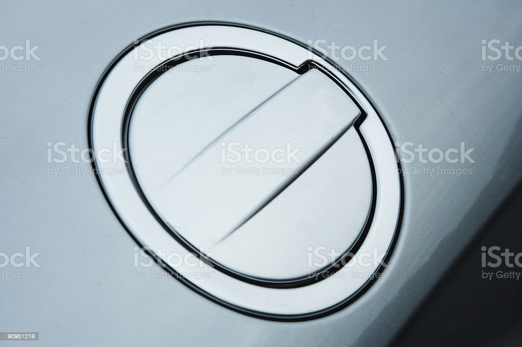 Fuel Cap royalty-free stock photo