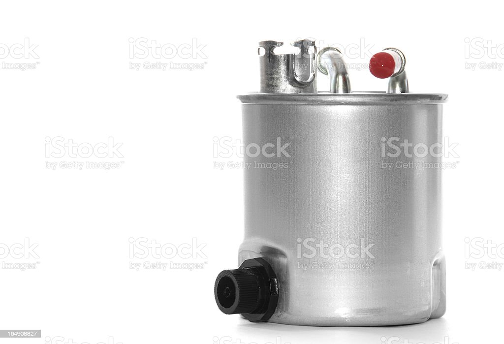 fuel filter royalty-free stock photo