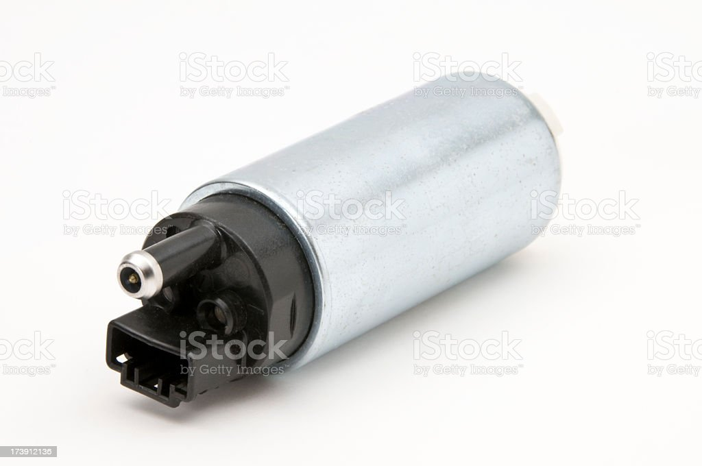 Fuel Pump royalty-free stock photo