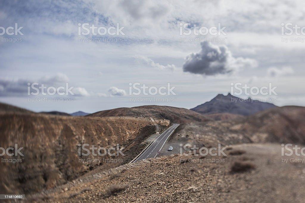 Fuerteventura royalty-free stock photo