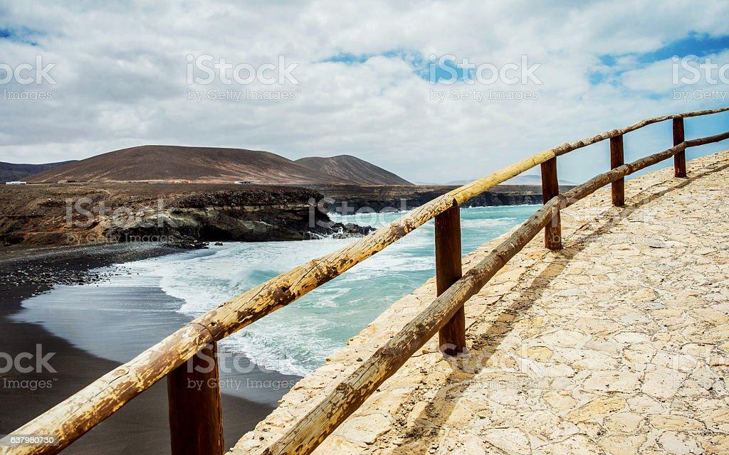 Fuerteventura stock photo