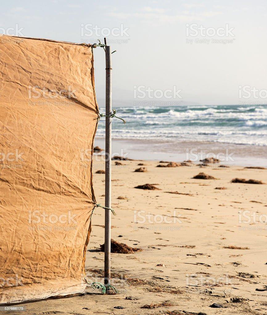 Fuerteventura, spiaggia, oceano stock photo