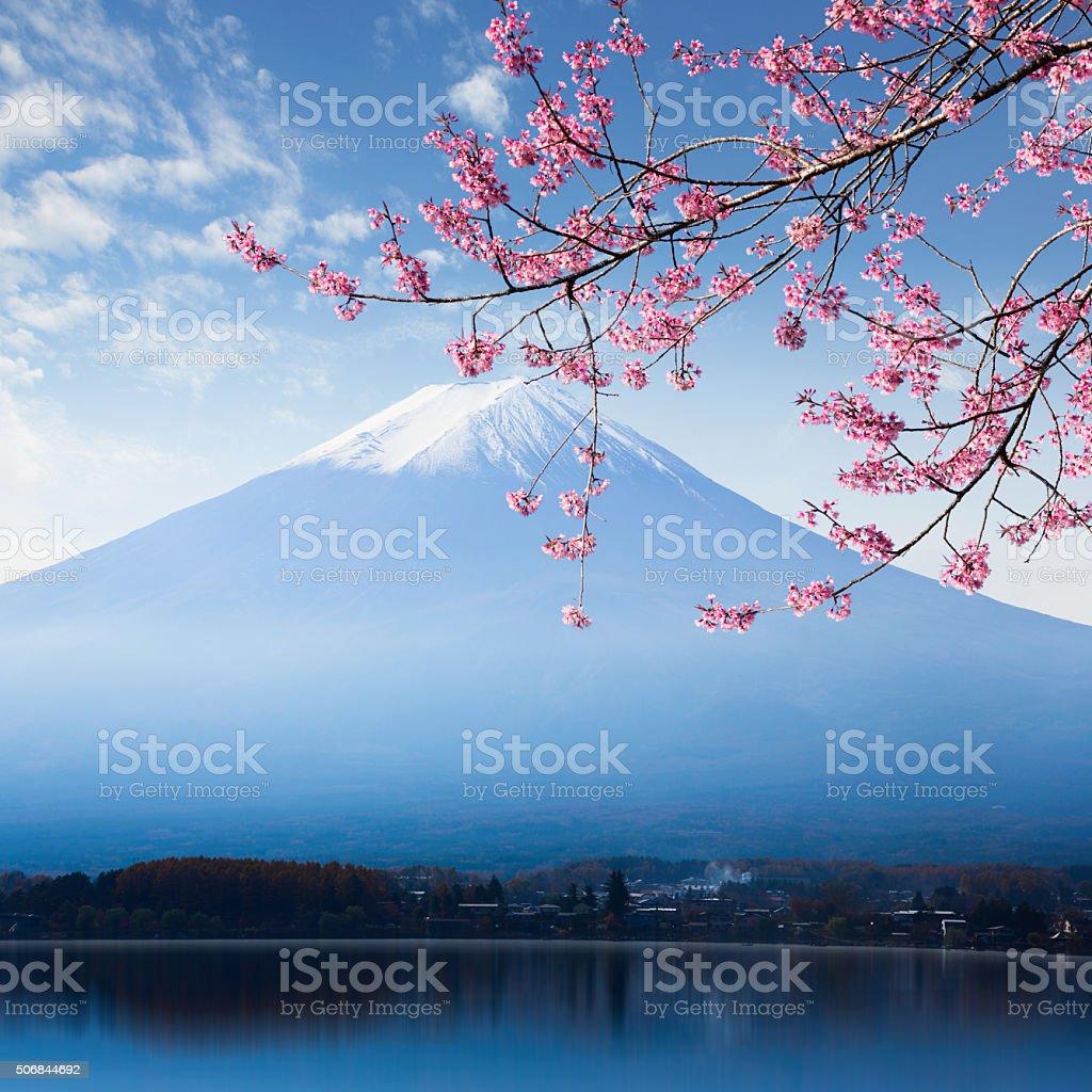Fujisan stock photo