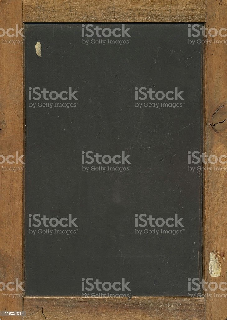 Full blackboard background royalty-free stock photo