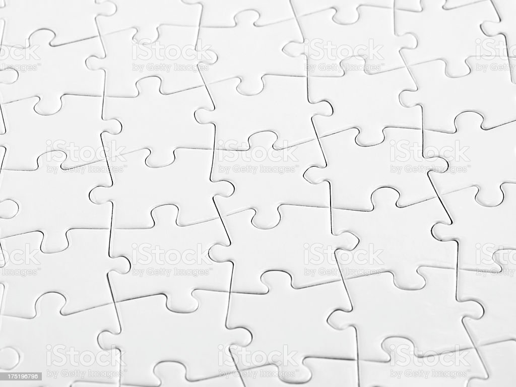 Full frame puzzle royalty-free stock photo