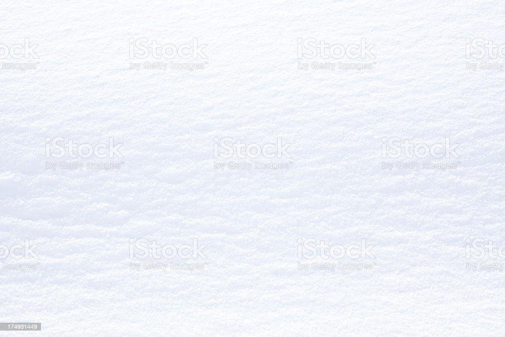 Full frame snow background royalty-free stock photo
