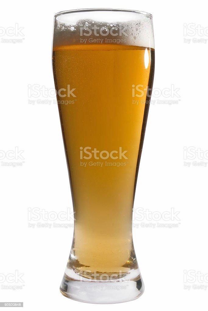 full glass royalty-free stock photo