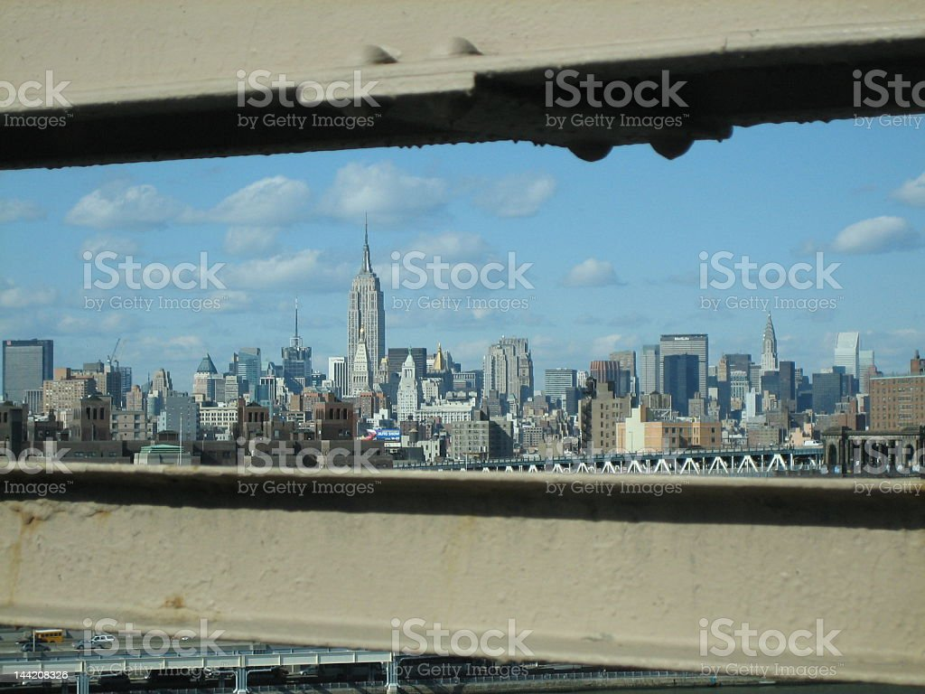Full Midtown royalty-free stock photo