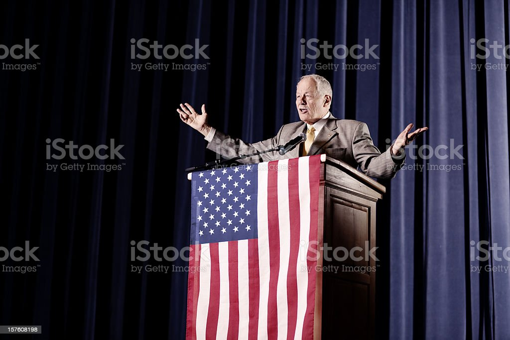 Full of Excuses royalty-free stock photo