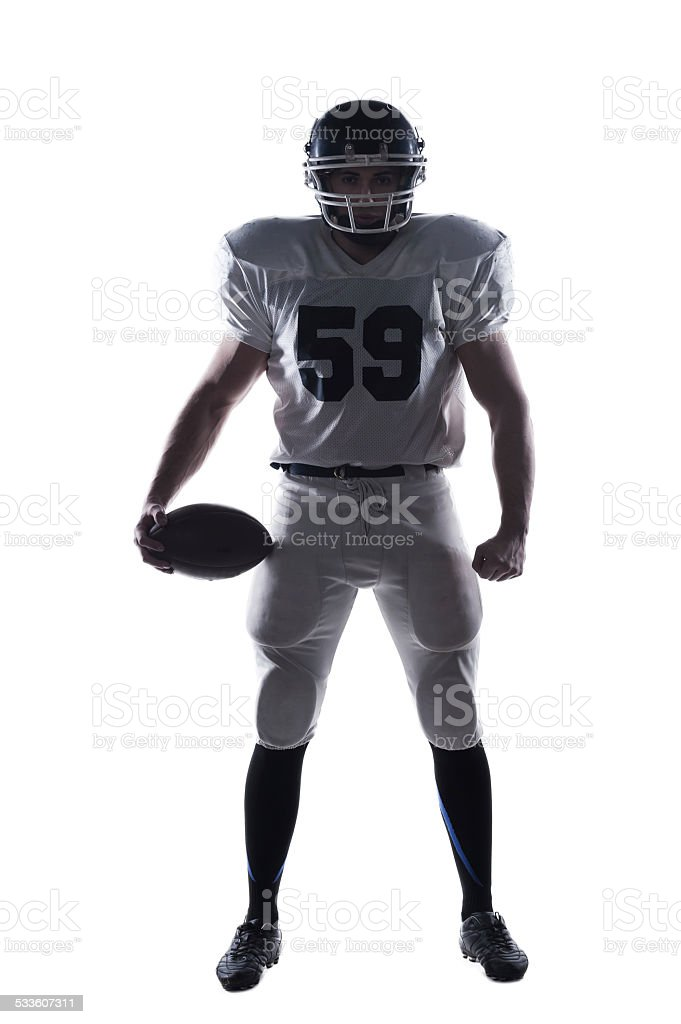 Full of forces and energy. stock photo
