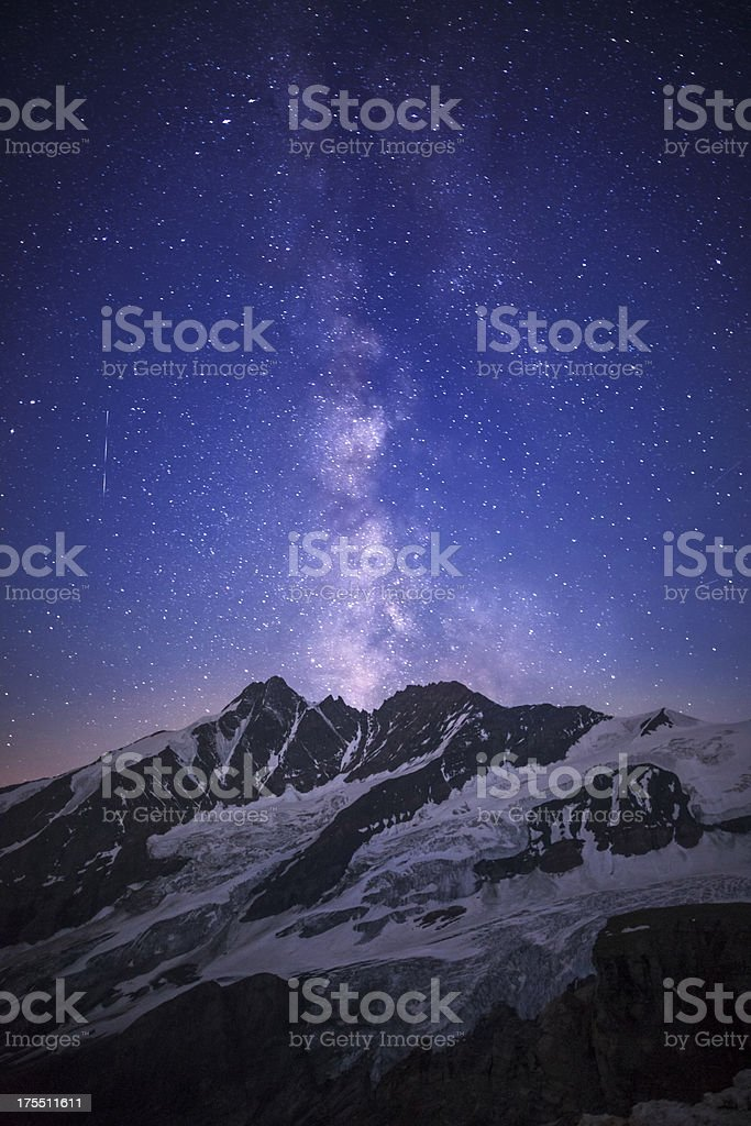 Full of stars royalty-free stock photo