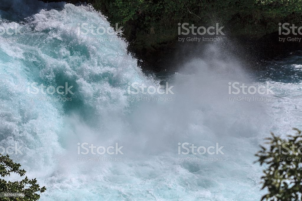 full of tossed water stock photo