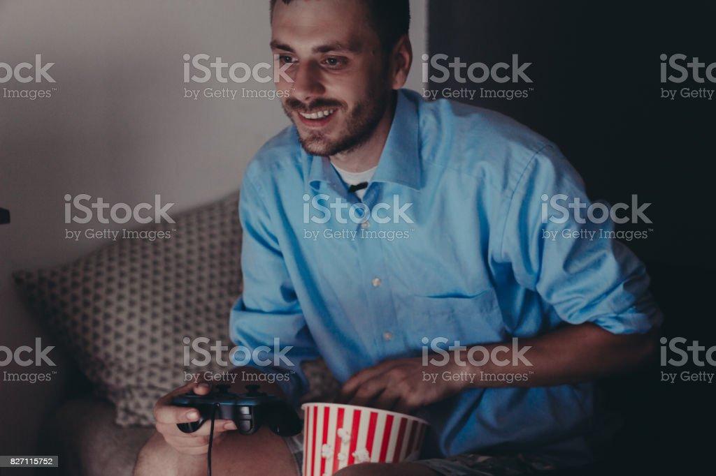 Fun and gaming stock photo