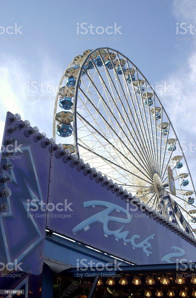 Fun Fair royalty-free stock photo