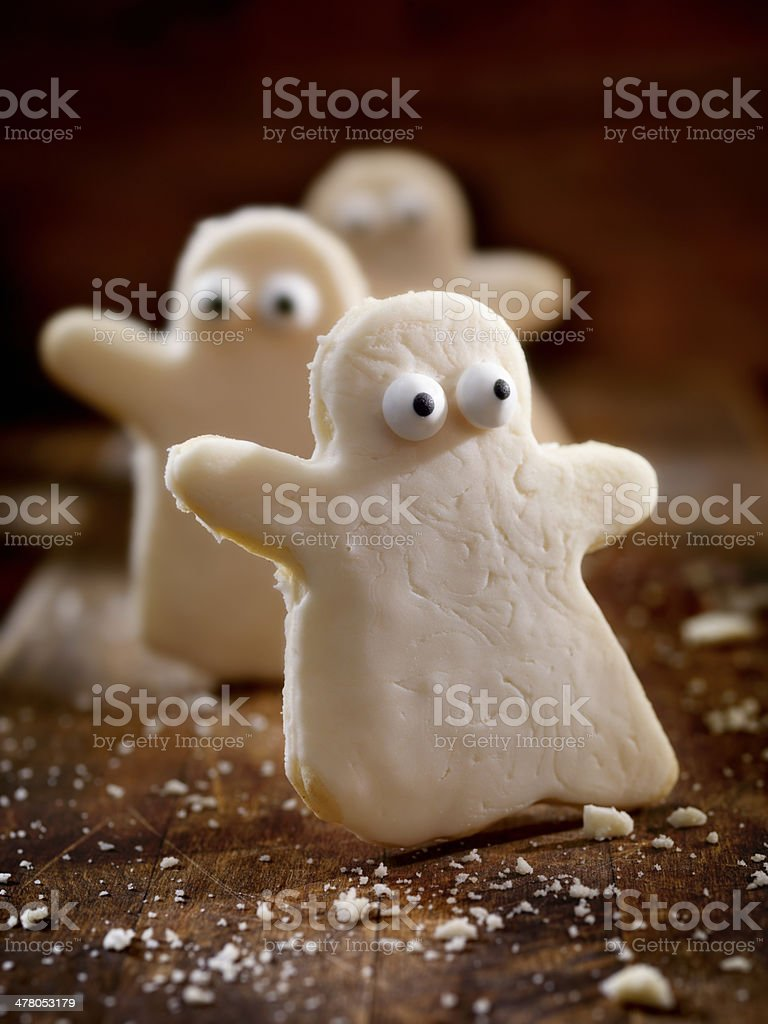 Fun Halloween Cookies royalty-free stock photo